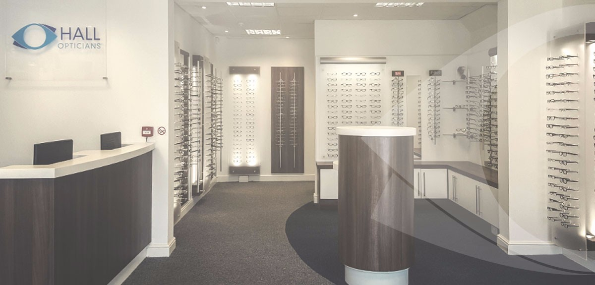 HALL OPTICIANS - REDCAR