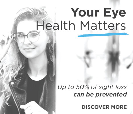 Your Eye Health Matters